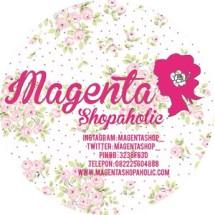 Magenta Shopaholic