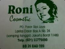 Toko Roni Kosmetik