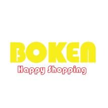 Boken Happy Shopping