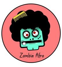 Zombie Afro