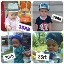 Grosir Topi Anak Bandung