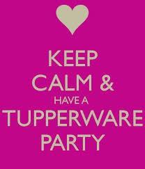 Evans Tupperware