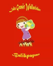 Lala Wallsticker