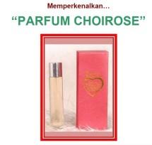 Choirose Parfum