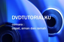 DVD TUTORIALKU