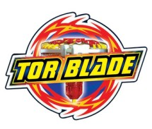 Gasing Tor Blade