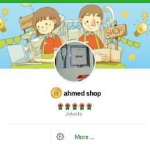 ahmed shop