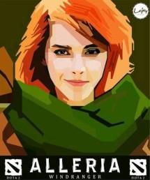 ALERIA SHOES