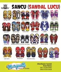 Marquette Sandals