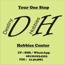 Destiny Hobby Shop
