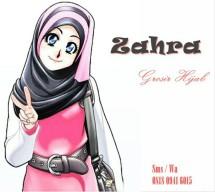 Zahra Grosir Hijab