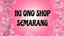 IKI ONO SHOP