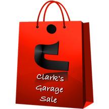 Clark's Garage Sale