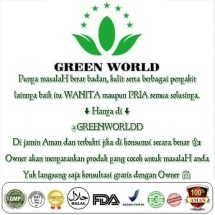 Stockist_Green world