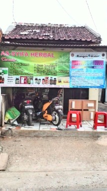 as syifa herbal