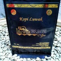 KOPI LUWAK BLACK COFFEE