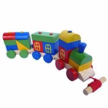 Mainan kayu SNI