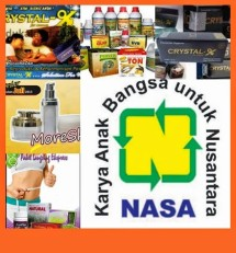 GROSIR NASA