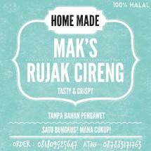 Mak's Rujak Cireng