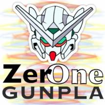 ZerOne Gunpla