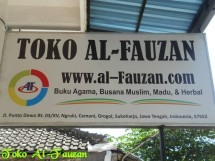 Toko Al-Fauzan