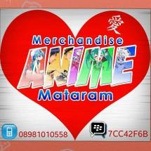 Merchandise Anime