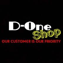 """""""D-One Shop"""""""