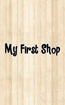 My First Shop