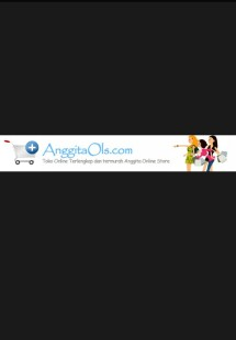 Anggita Online Store