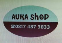 Galerykoe Auka Shop