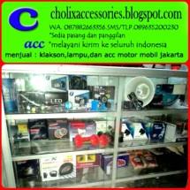 cholix accessories