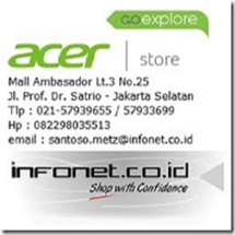 ACER STORE AMBASADOR