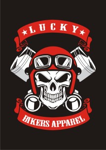 Lucky Bikers Apparel