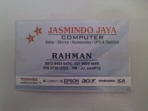 Jasmindo Jaya Computer