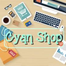 CYAN SHOP