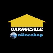 Garagesale onlineshop