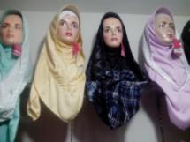 Jilbab Branded