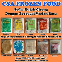 CSA Frozen Food
