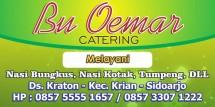 Catering Bu Oemar