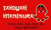 Takoyaki Khamimura