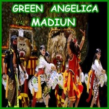 GREEN ANGELICA MADIUN