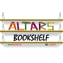 Altars Bookshelf