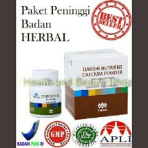 Herbal Tiens and Beauty