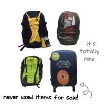 Never Used Items