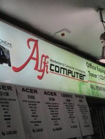 Alfi Computer