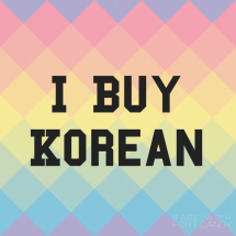 I Buy Korean
