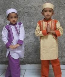 Baju Anak Muslim HafMal