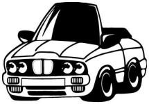 BMWSticker