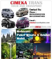 cimekatrans tour&travel