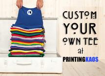 Printing Kaos